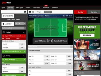 Uwin betting us sports betting arbitrage alert